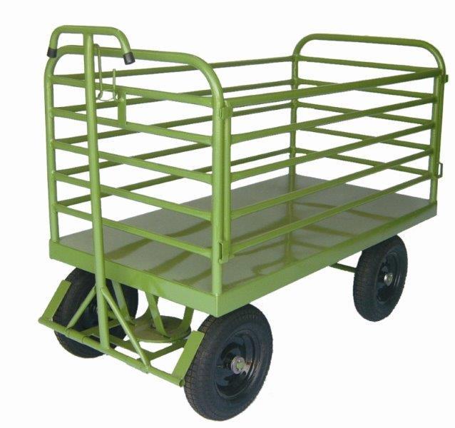 Carrinhos para transporte de gesso