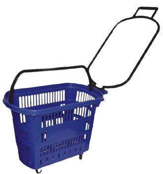 Fábrica de cestas para supermercado