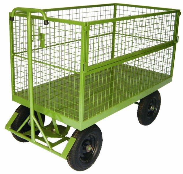 Fabricantes de carrinhos industriais