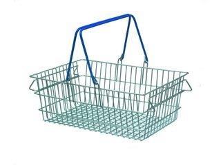 Cesta para supermercado preço