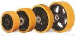Rodas em poliuretano moldado