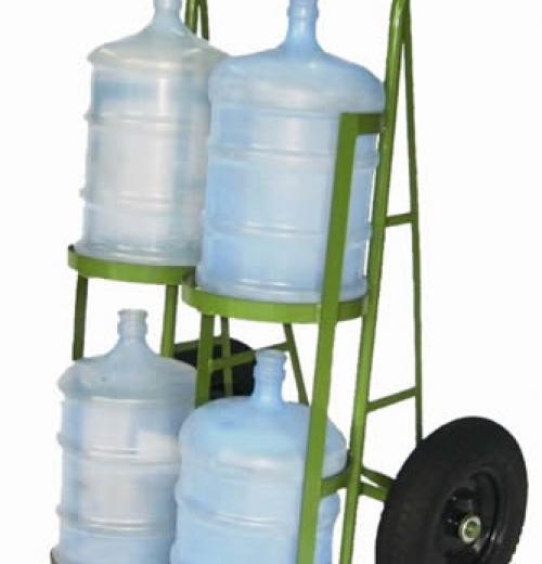 Carro para 04 galões de água